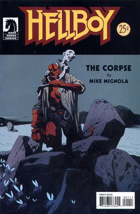 Hellboy: The Corpse #1