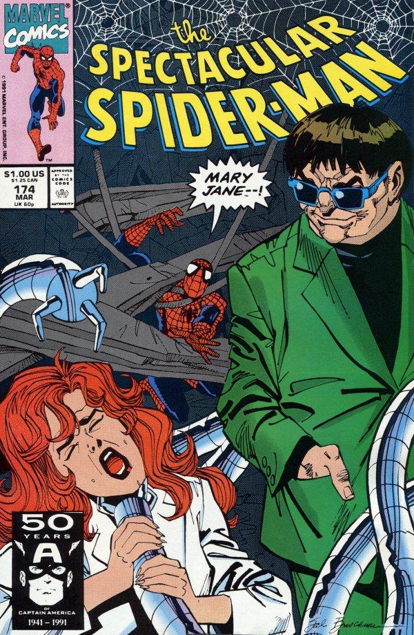 Peter Parker, The Spectacular Spider-Man #174