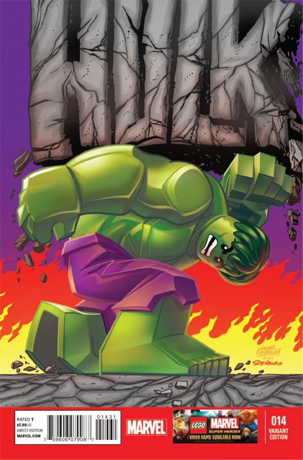 Indestructible Hulk #14
