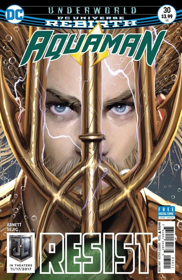 Aquaman #30