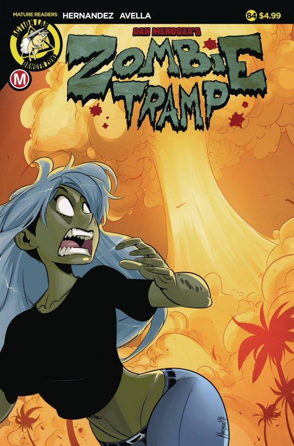 Zombie Tramp #84