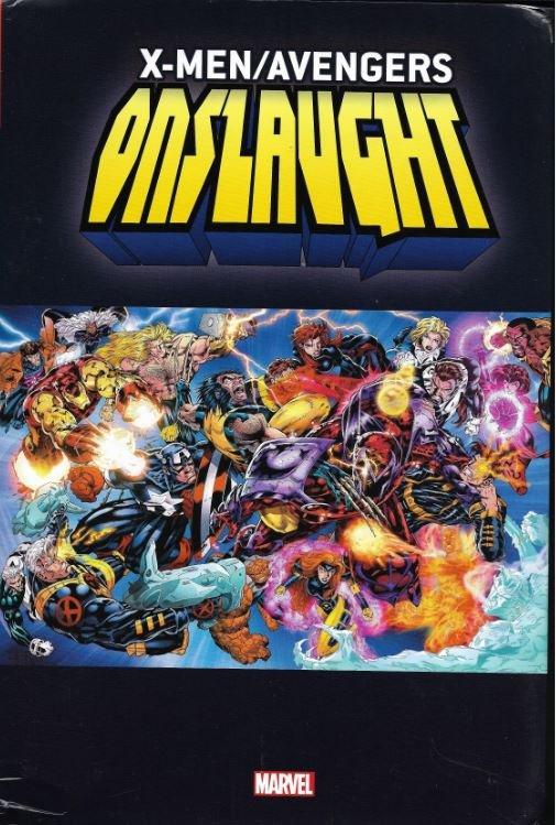X-Men Avengers Onslaught Omnibus HC