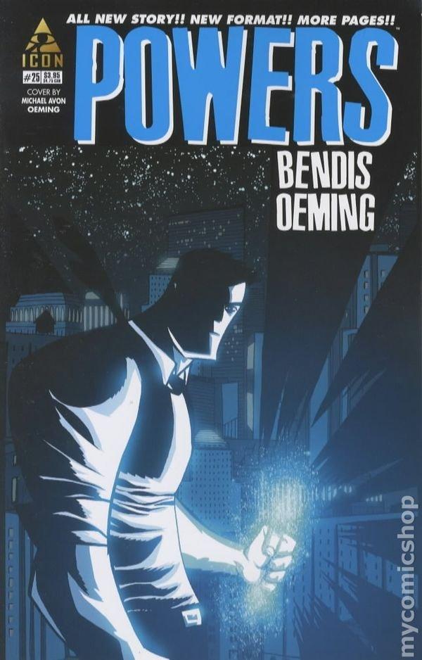 Powers #25