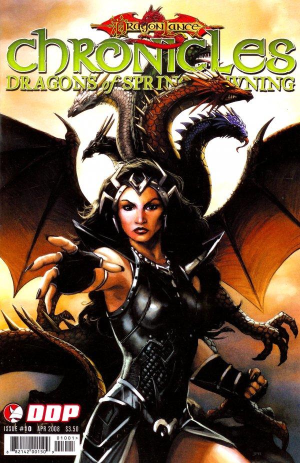 Dragonlance Chronicles: Dragons of Spring Dawning #10