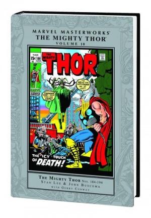 Marvel Masterworks: The Mighty Thor Vol. 10 HC