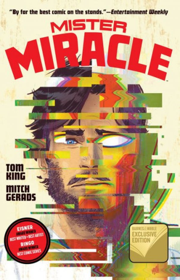 Mister Miracle TP Barnes & Noble Exclusive Edition