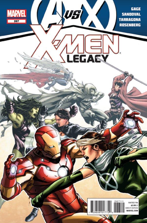 X-Men: Legacy #267