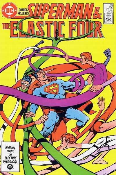 DC Comics Presents #93