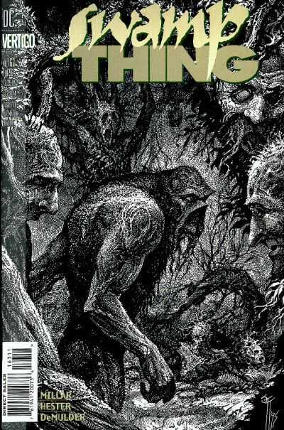 The Saga of the Swamp Thing #163