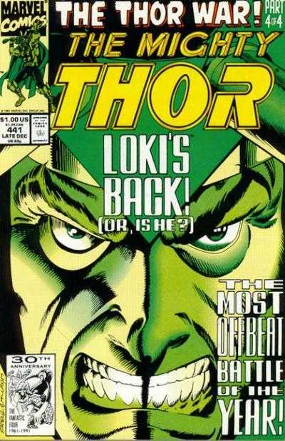 The Mighty Thor #441