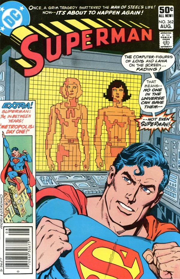 Superman #362