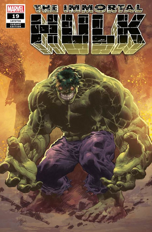 The Immortal Hulk #19