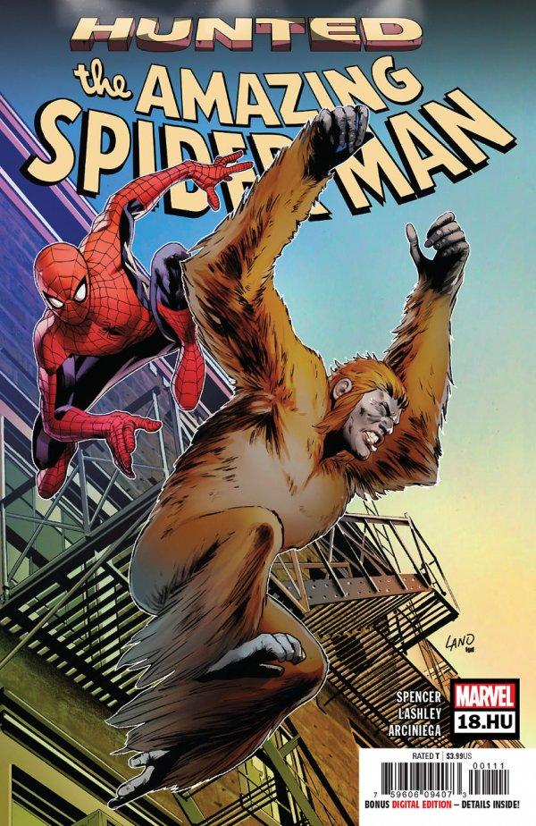 The Amazing Spider-Man #18.HU