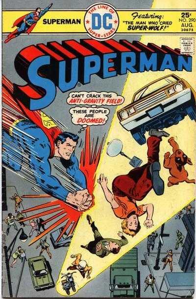 Superman #290