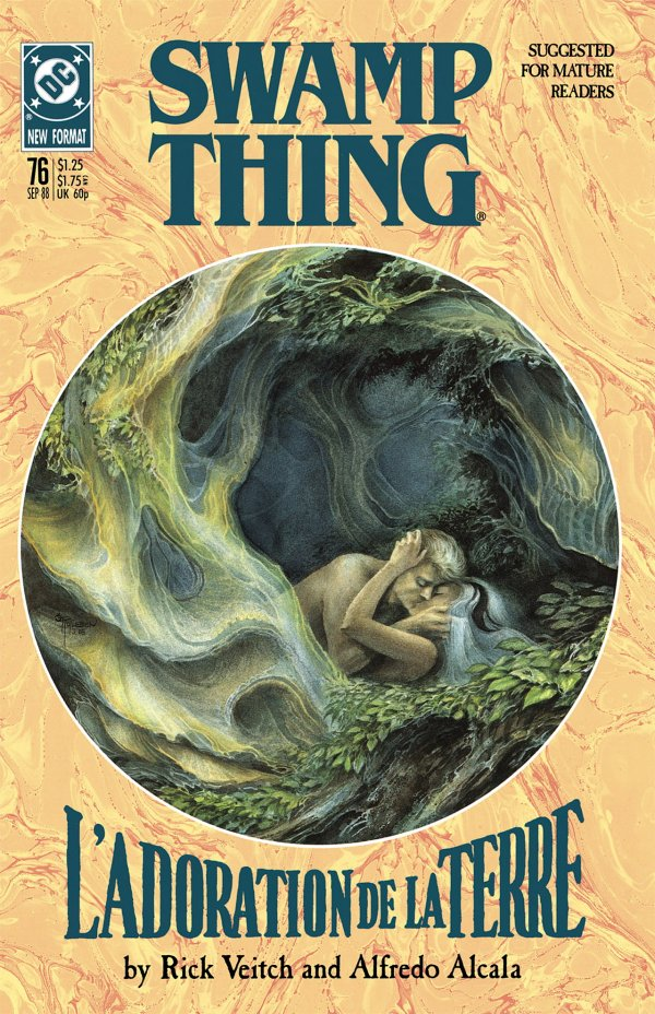 The Saga of the Swamp Thing #76