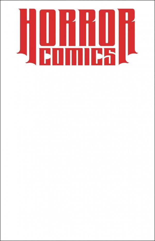 Horror Comics: Sketchbook #1