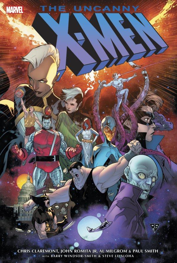 Uncanny X-Men Omnibus Vol. 4 HC