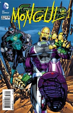 Green Lantern #23.2 Mongul