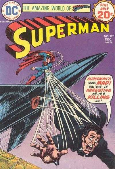 Superman #282