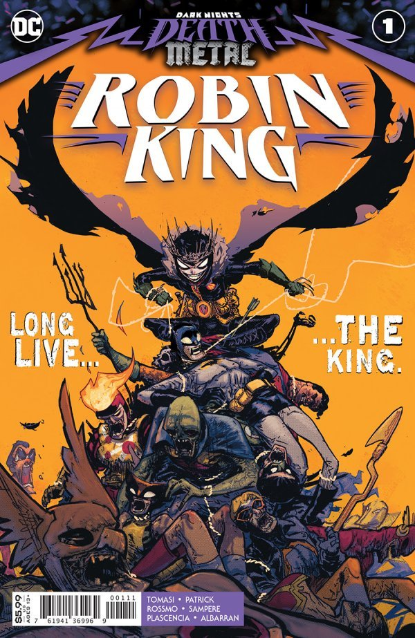 Dark Nights: Death Metal - Robin King #1