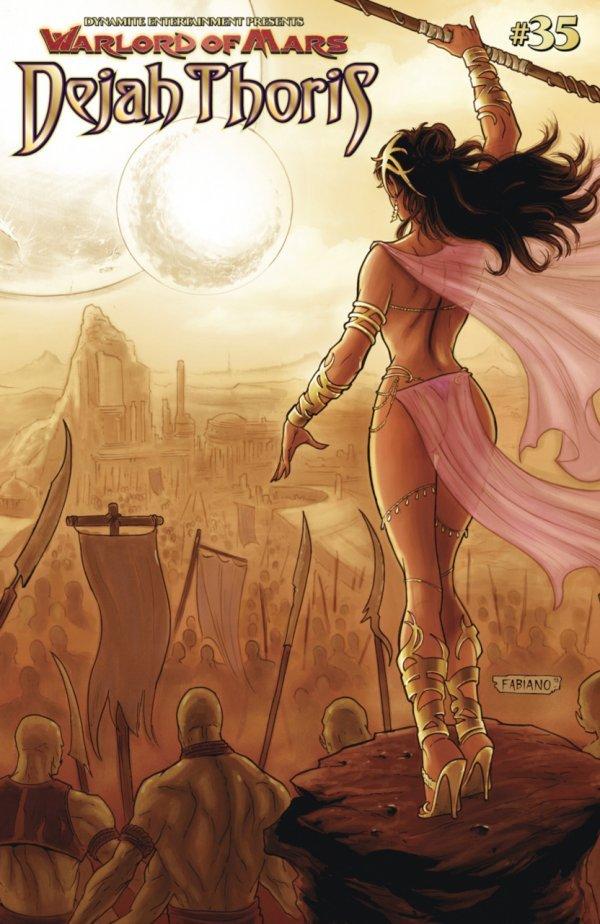 Warlord of Mars: Dejah Thoris #35