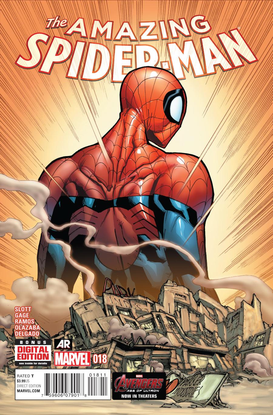 The Amazing Spider-Man #18