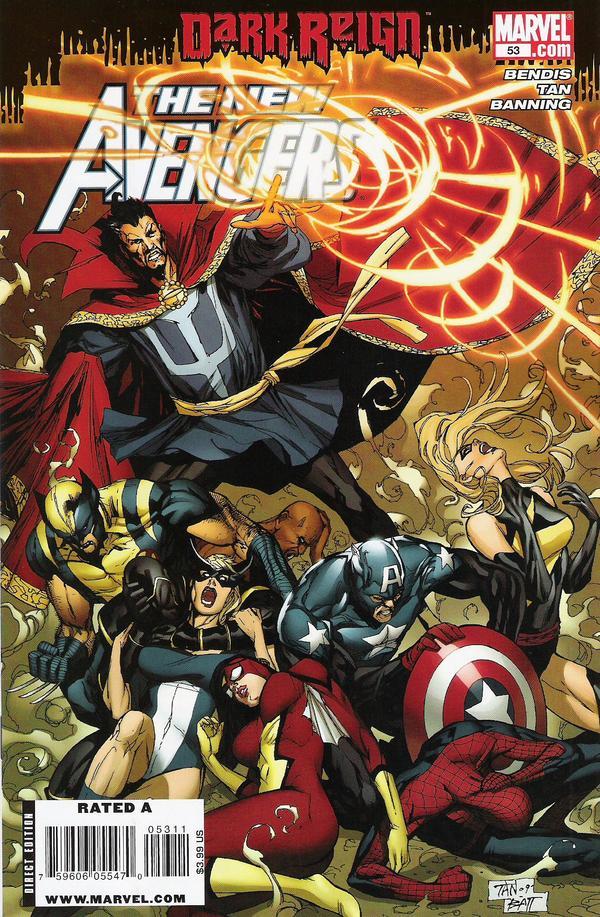 The New Avengers #53