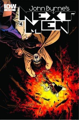 Next Men #4
