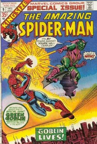 The Amazing Spider-Man Annual #9