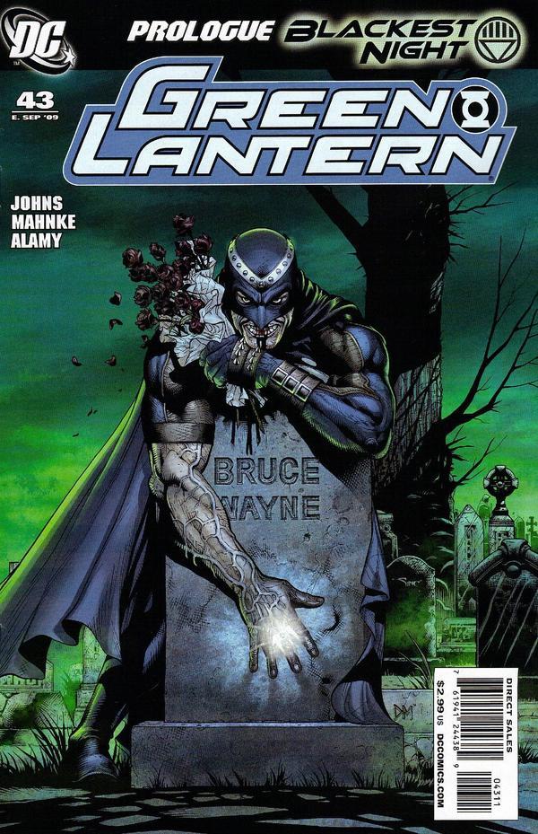 Green Lantern #43
