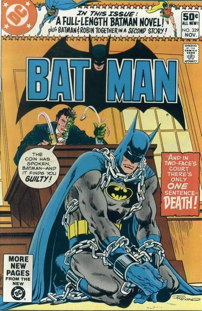 Batman #329