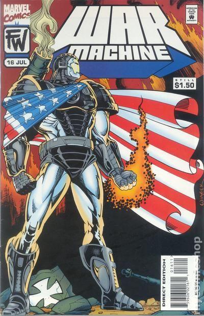 War Machine #16