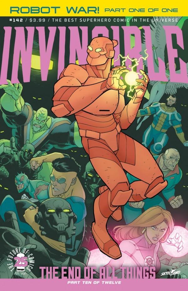 Invincible #142