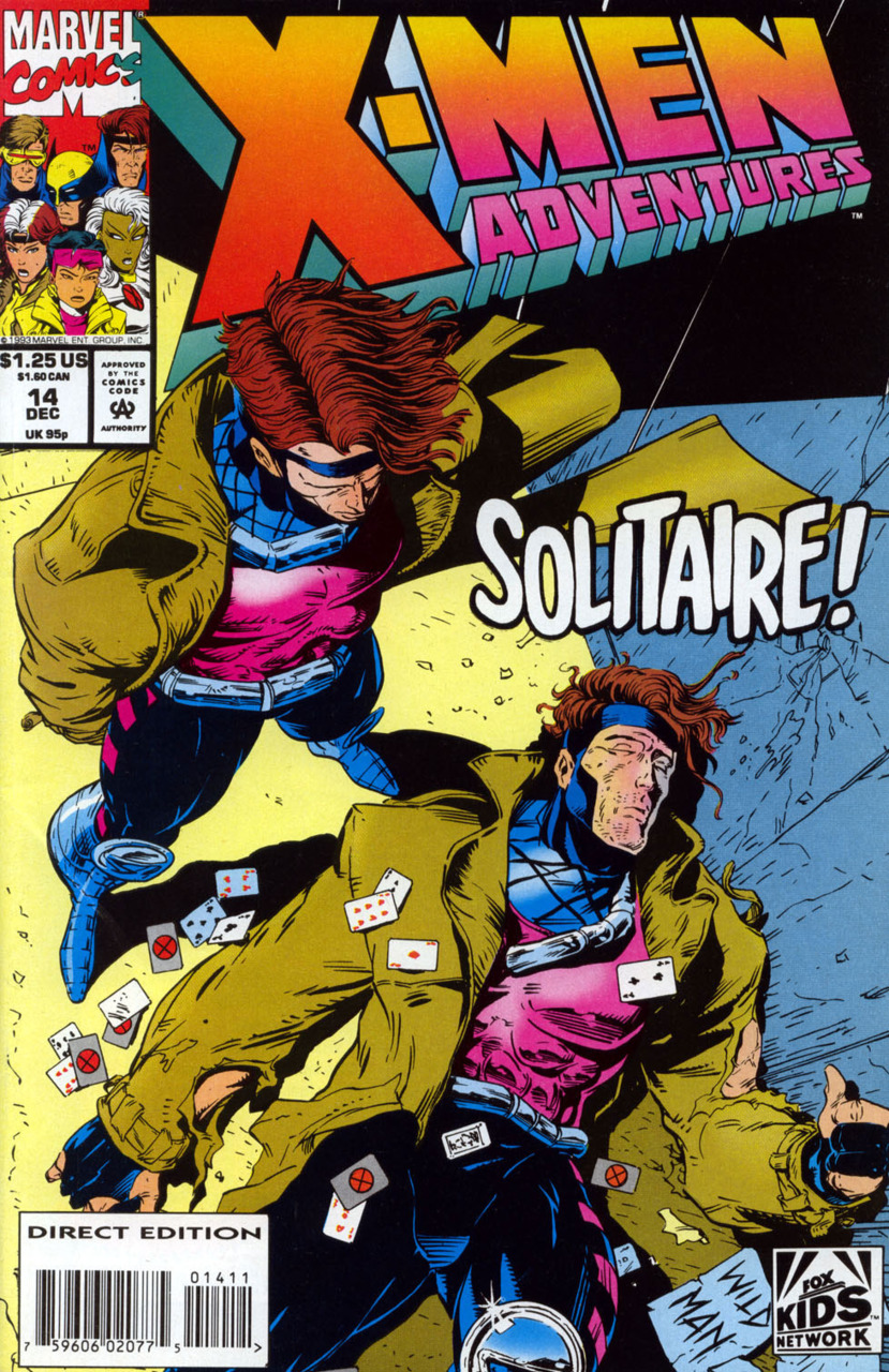 X-Men Adventures #14