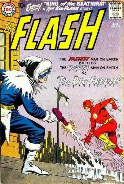 The Flash #114