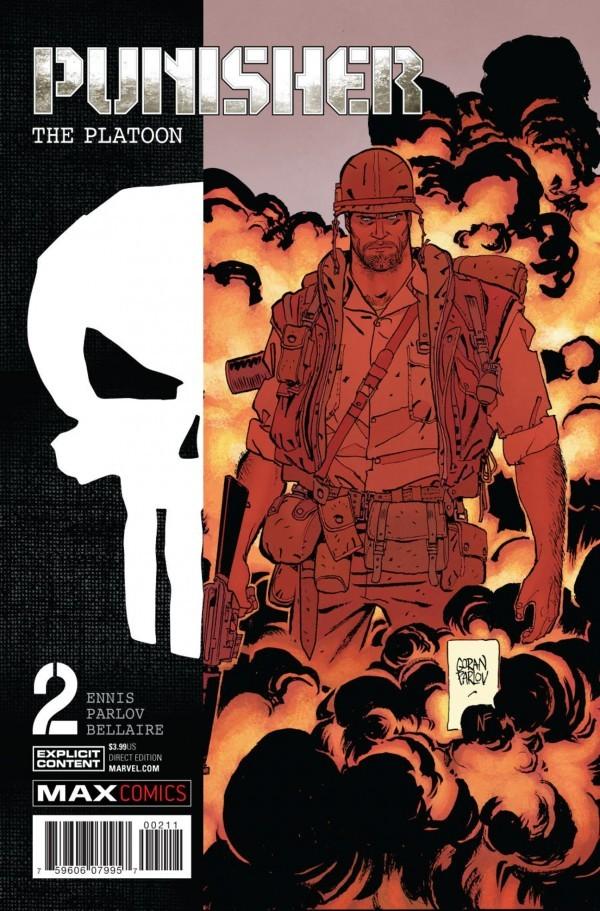 Punisher: The Platoon #2