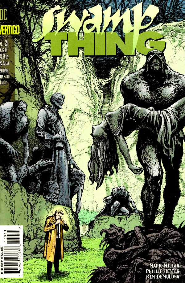 The Saga of the Swamp Thing #169