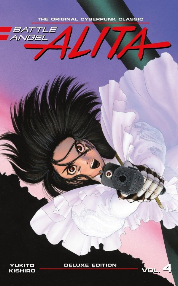 Battle Angel Alita Deluxe Edition 4 review