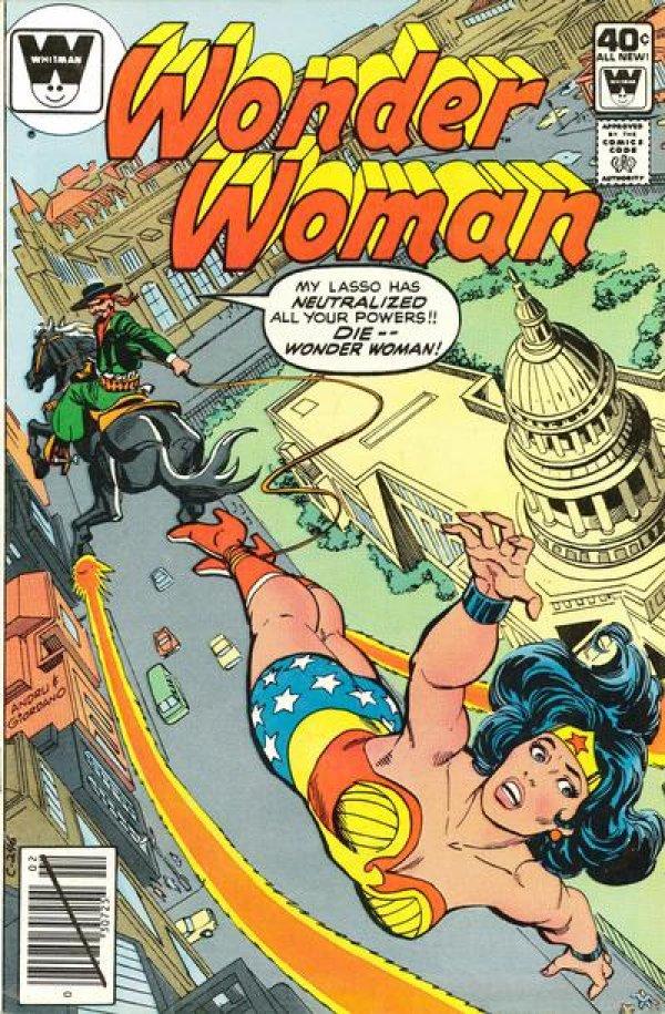 Wonder Woman #264