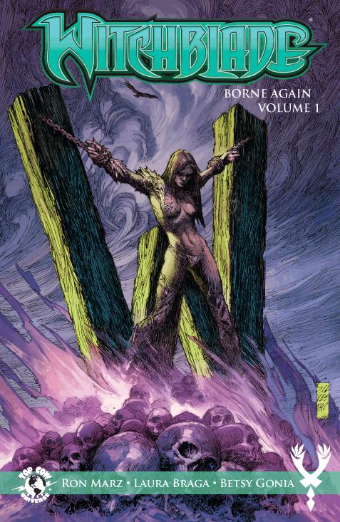 Witchblade: Borne Again Vol. 1 TP