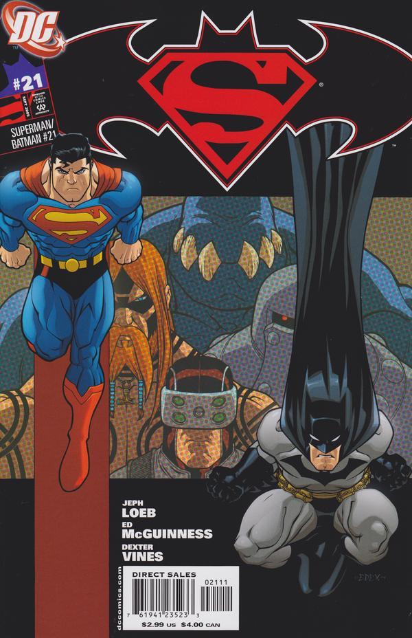 Superman / Batman #21