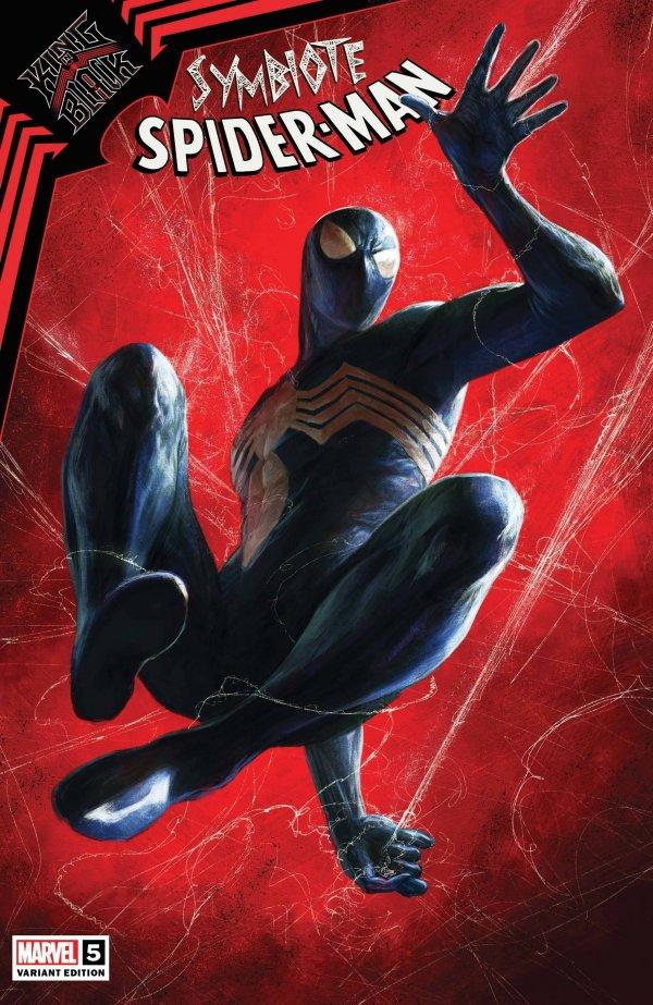 Symbiote Spider-Man: King in Black #5