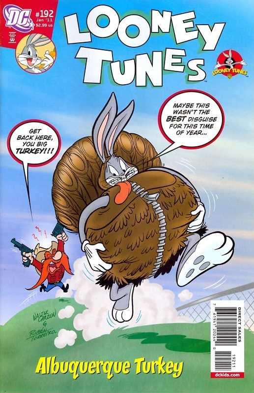 Looney Tunes #192