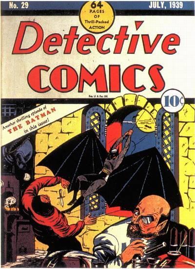 Detective Comics #29