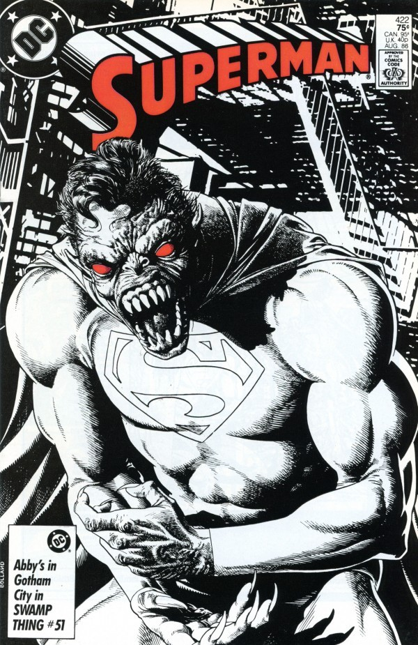 Superman #422