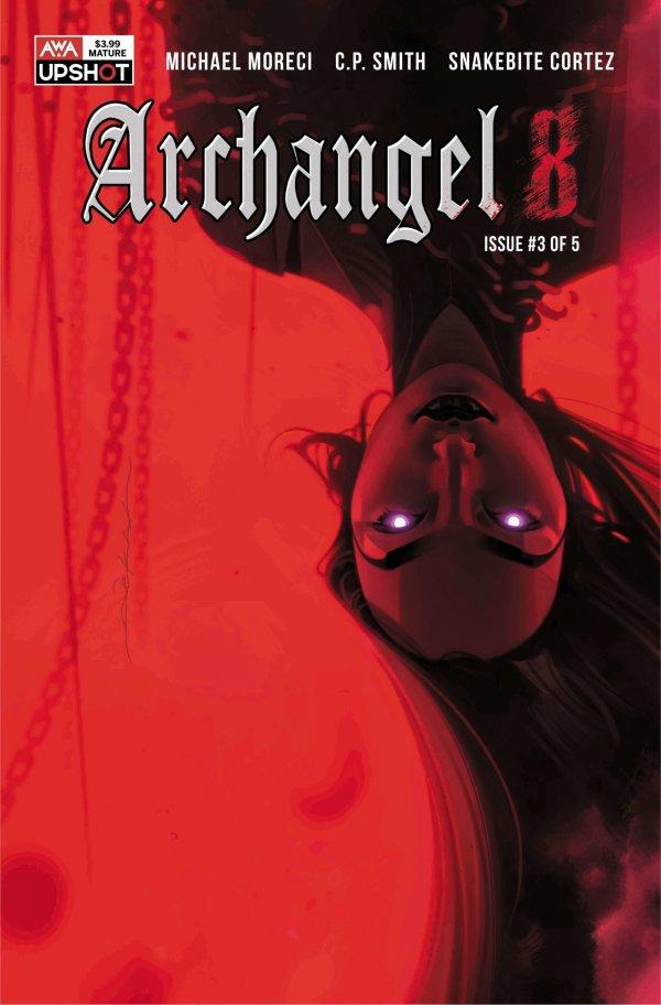 Archangel 8 #3