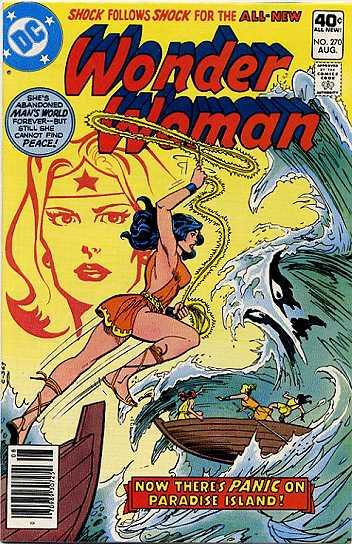 Wonder Woman #270