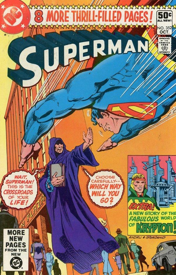 Superman #352