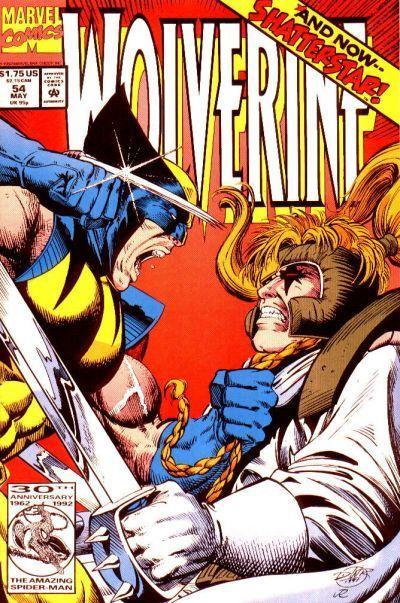 Wolverine #54