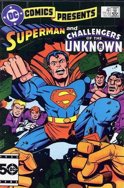 DC Comics Presents #84